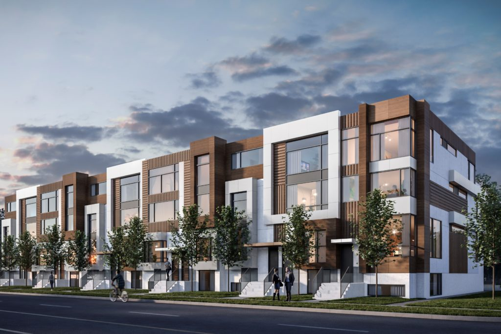 Bayview Townhomes Nyx Capital Corp